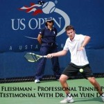 Zack Fleishman - US Open