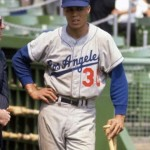 Dodgers' Maury Wills